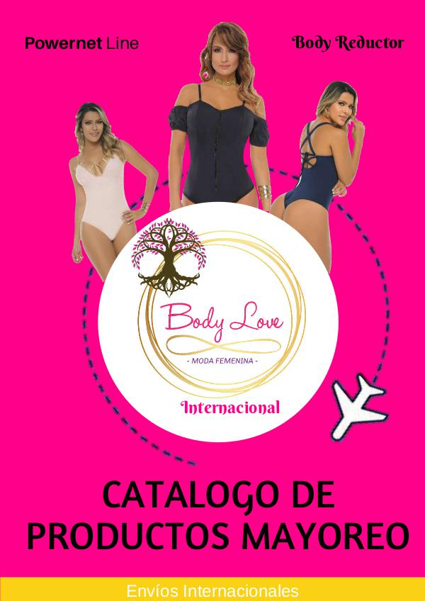 Catalogo Body Love Internacional Catalogo Body Love Internacional