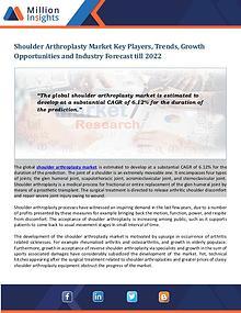 Shoulder Arthroplasty Market