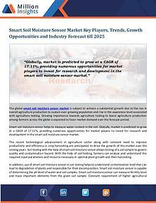 Smart Soil Moisture Sensor Market