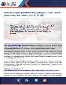 Sports Fishing Equipment Industry