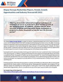 Biopsy Forceps Market