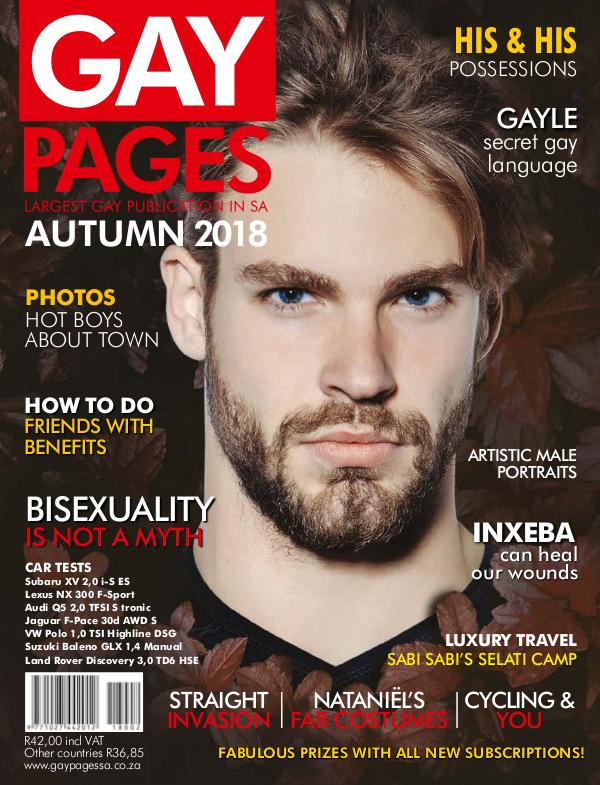 Gay Pages Autumn 2018