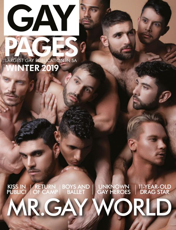 Gay Pages Edition 91 (2019)