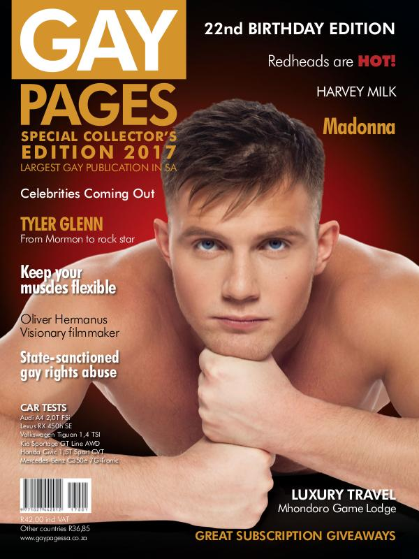 Gay Pages Edition 79 (2017)
