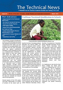 TVET Newsletter March 2019