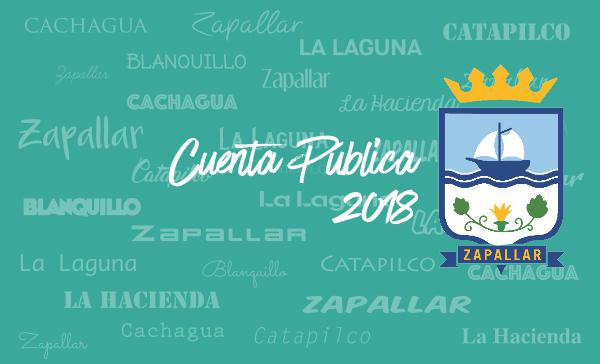 Cuenta pública Zapallar 2019 Cuenta Pública Zapallar 2019