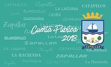 Cuenta pública Zapallar 2019