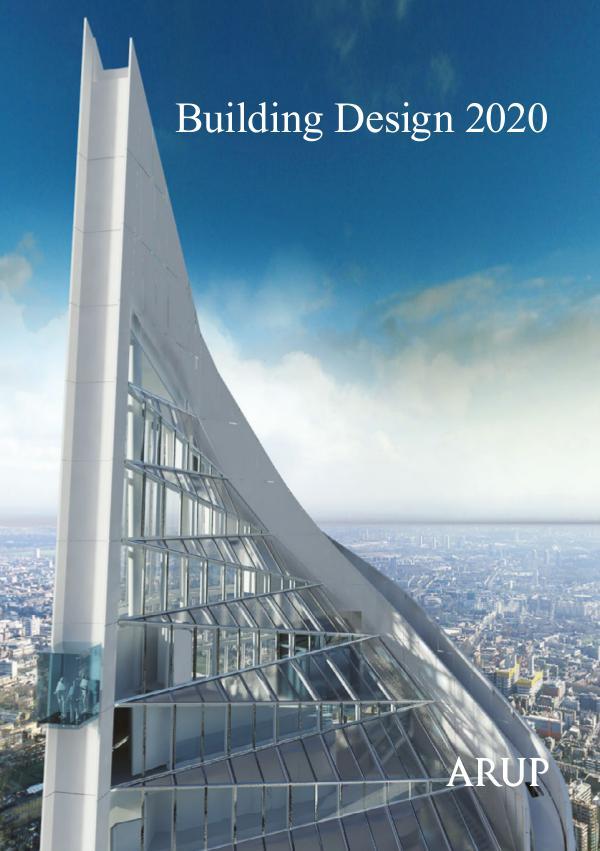 My first Publication Arup_BuildingDesign2020_v2