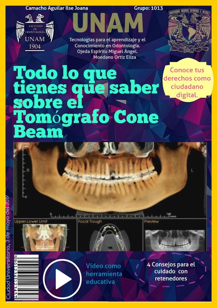 Tomografo Cone Beam 1
