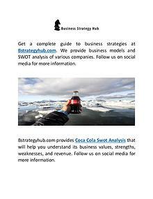 Business Strategies Hub | Bstrategyhub.com