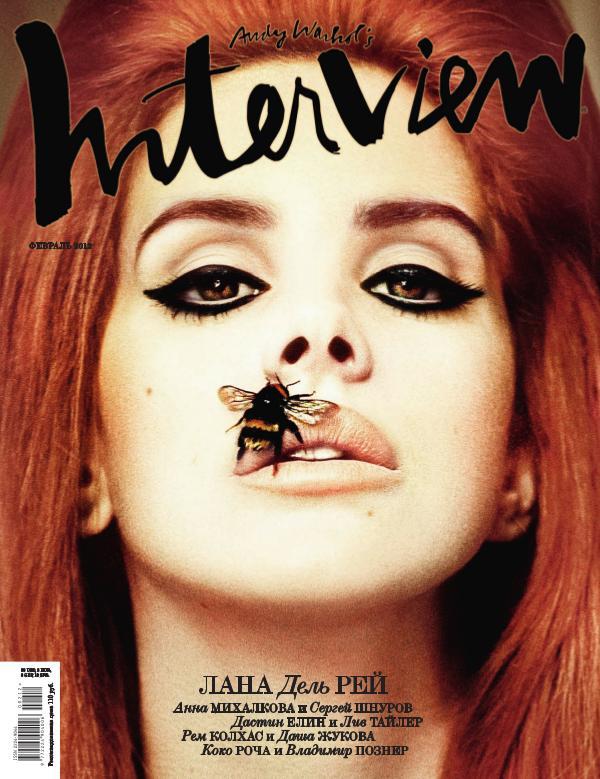 Журнал Andy Warhol's Interview Россия Interview № 2