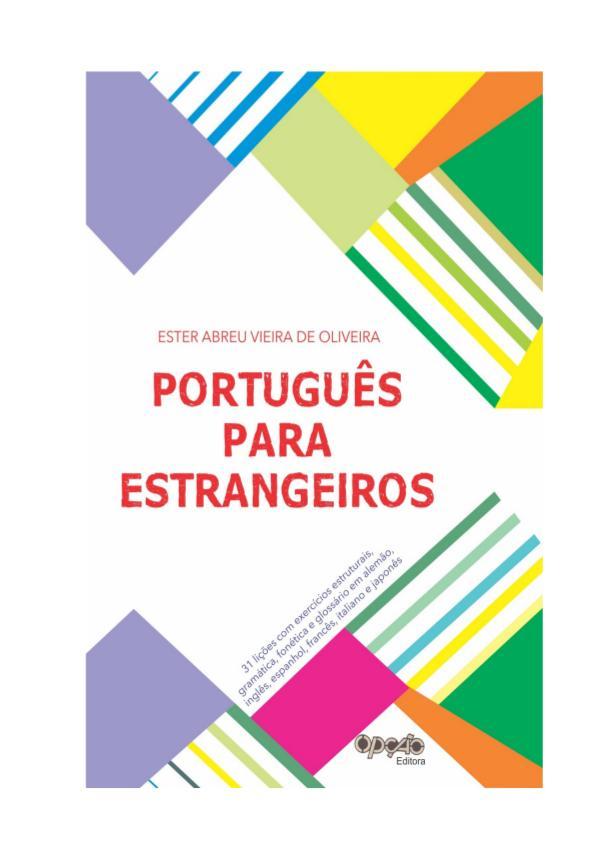 Português para estrangeiros Português para estrangeiros