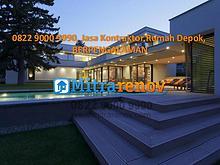 0822 9000 9990, Jasa Desain Rumah Depok, BERPENGALAMAN
