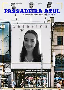 PASSADEIRA AZUL - 3.ª Edição - Catarina Correia