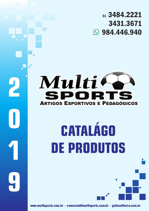 Multi Sports Catalago 2019