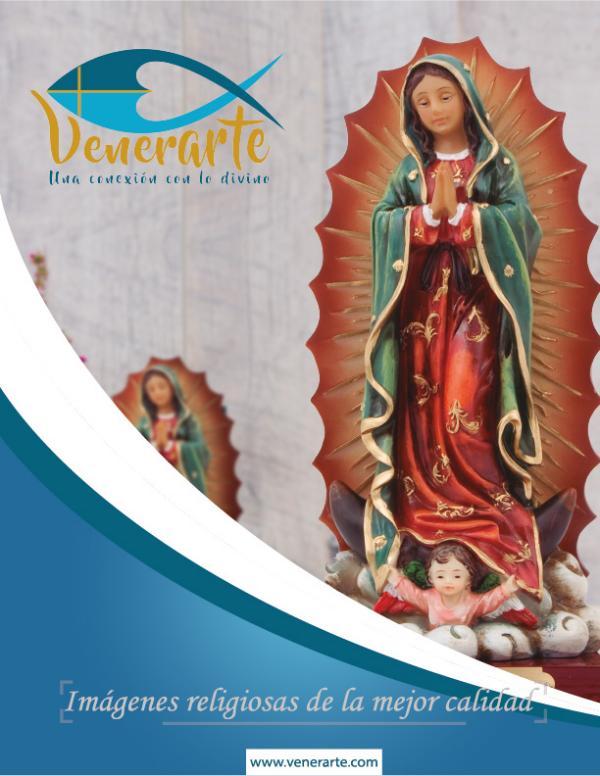 Mi primera publicacion catalogo venerarte 2