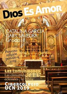 revista digital religión - PROYECTO EN GRUPO P4 - GRADO 8