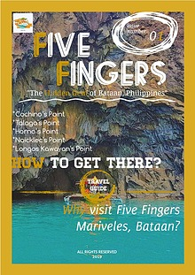Five Fingers Mariveles, Bataan
