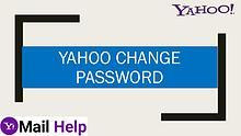 yahoo change password customer service