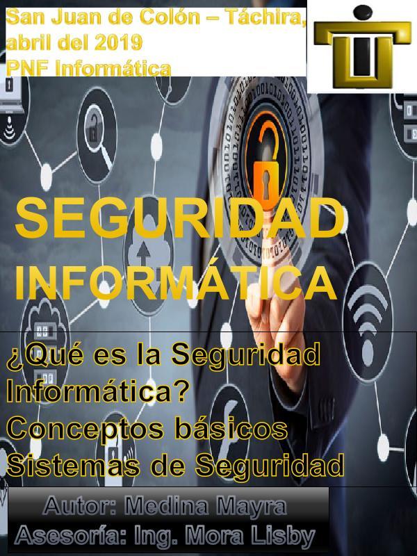 Mi primera publicacion Revista de  Seguridad Informatica 2