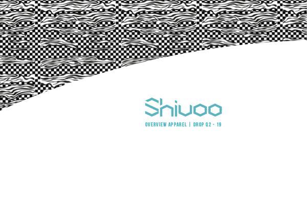Drop Q2 2019 Shivoo. Catalogo Shivoo_drop_q2_19