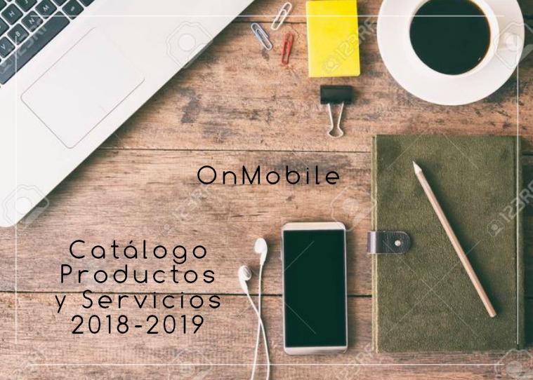 Mi primera publicacion OnMobile