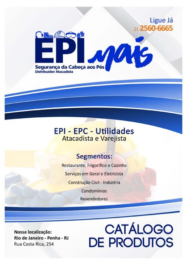 Catálogo Eletrônico EPImais 2019 Catalogo EPImais Atacado 2019