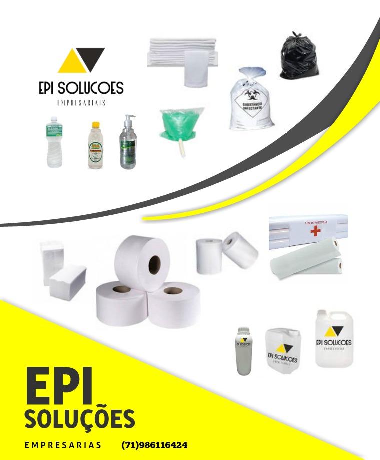 Catalogo de suprimentos epi soluções