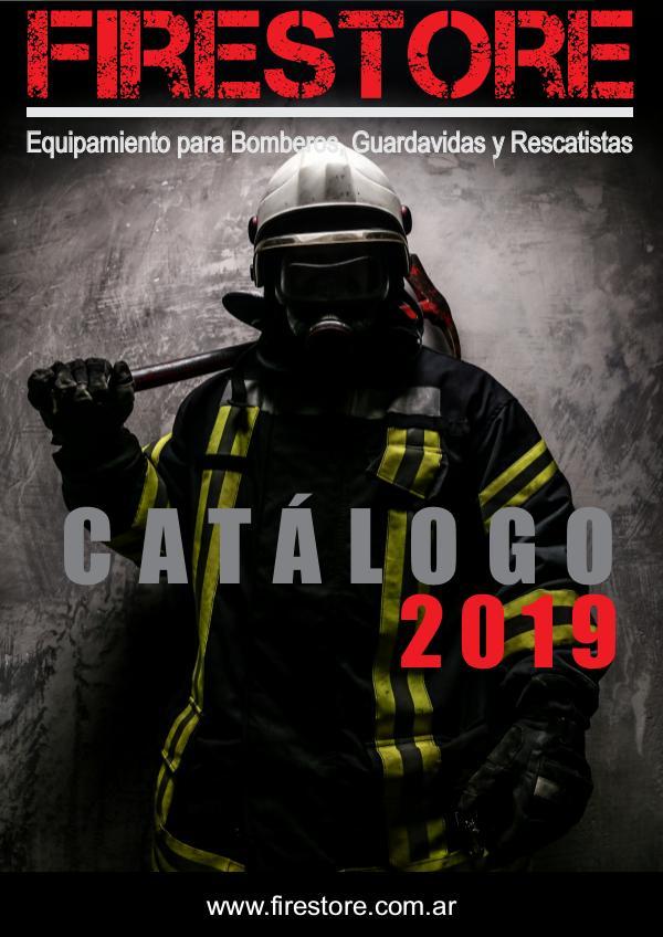 Mi primera publicacion CATALOGO 2019