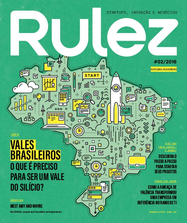 Revista Rulez #02 - Set/Out 2016