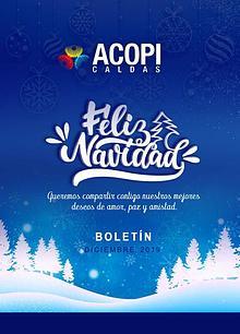 BOLETÍN DICIEMBRE - ACOPI CALDAS