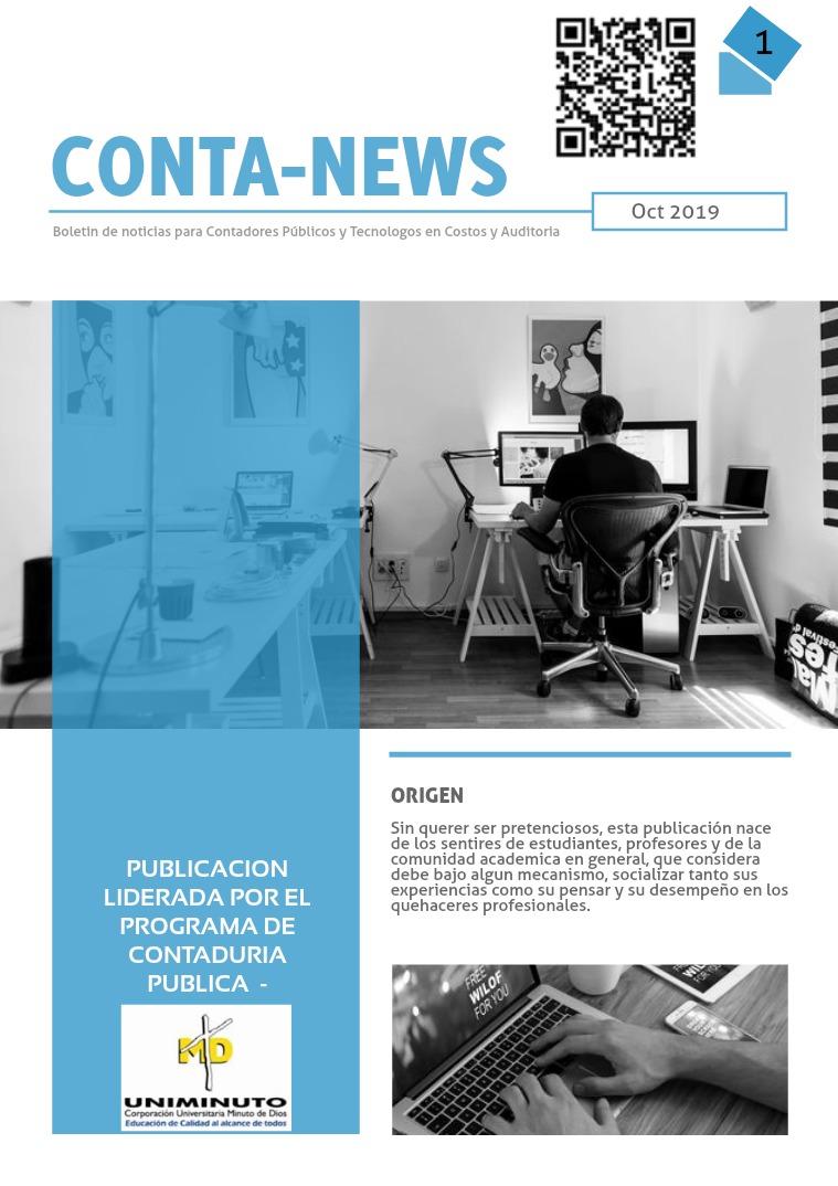 Conta-news Uno