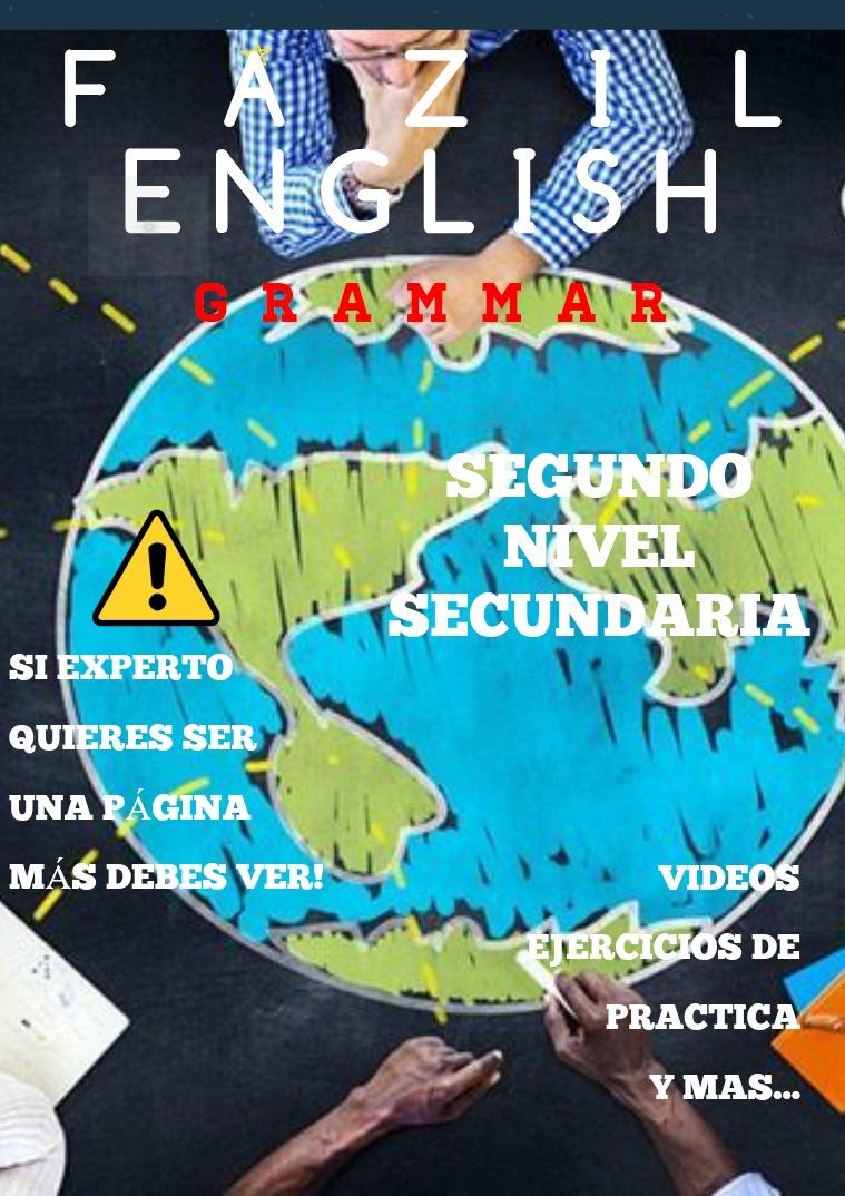 Mi primera publicacion Fazil English