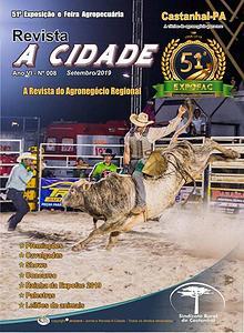 Revista A Cidade - Expofac 2019