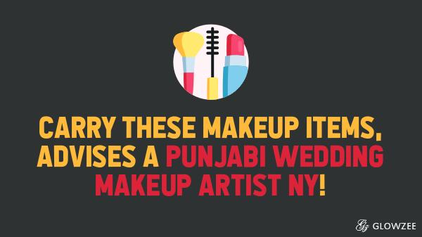 Punjabi Wedding A Punjabi Wedding Makeup Artist NY