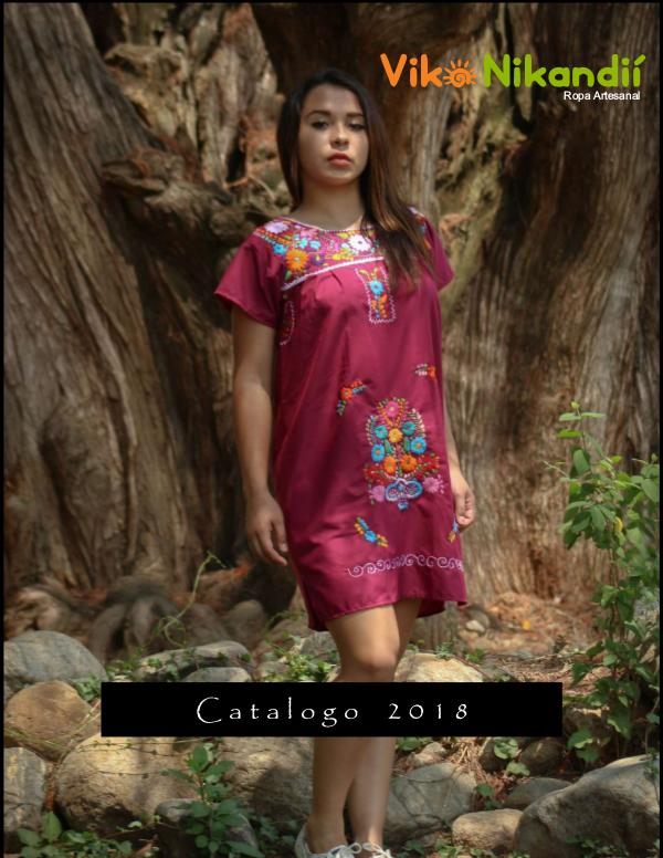 Viko Nikandií Catálogo 2018-2019 CATÁLOGO 2018-2019