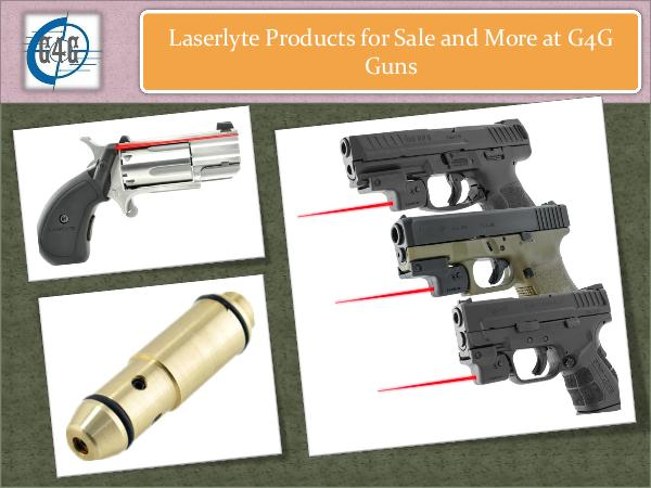 Laserlyte Products for Sale and More at G4G Guns Laserlyte Products for Sale and More at G4G Guns