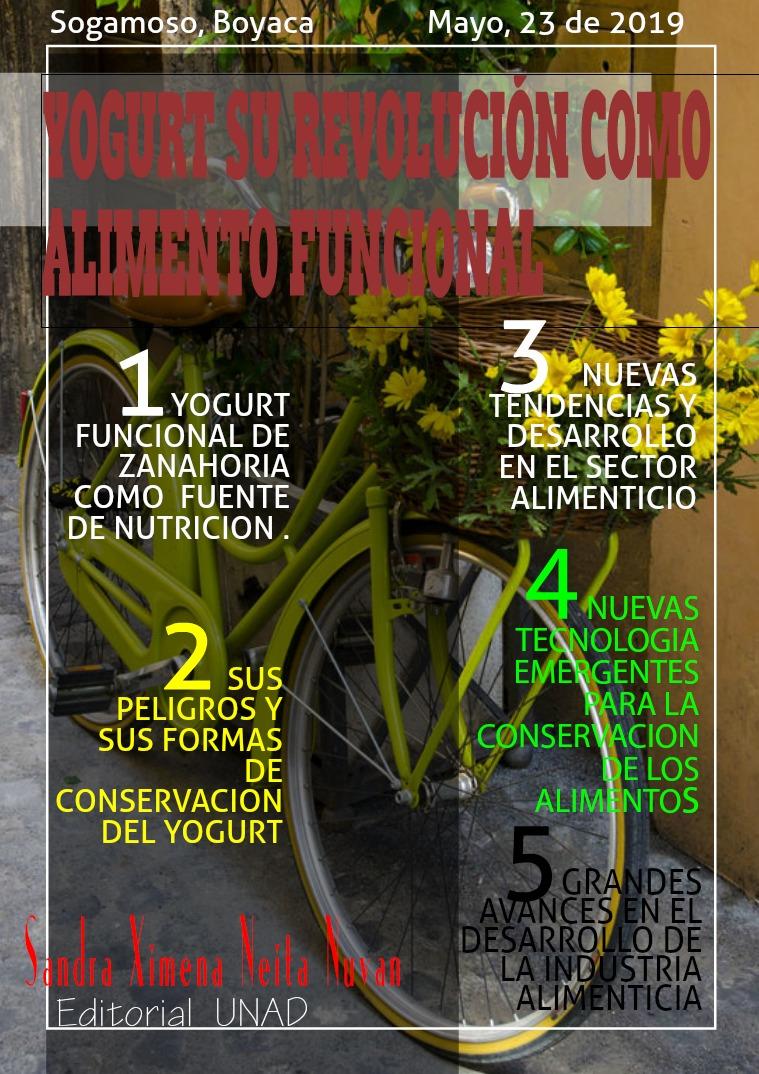 Post tarea principios básicos de la Ingeniería de Alimentos Volumen 1 Editorial  Unad
