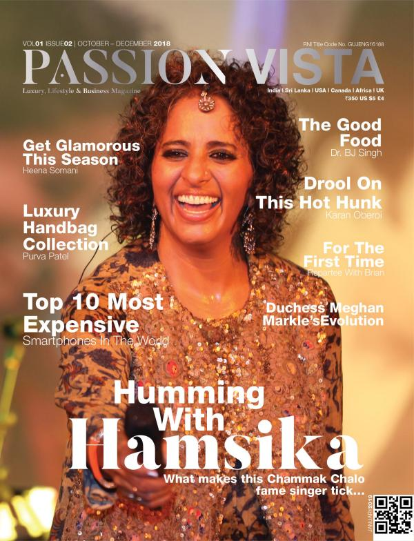 Passion Vista Magazine Vol. 01 Issue 02