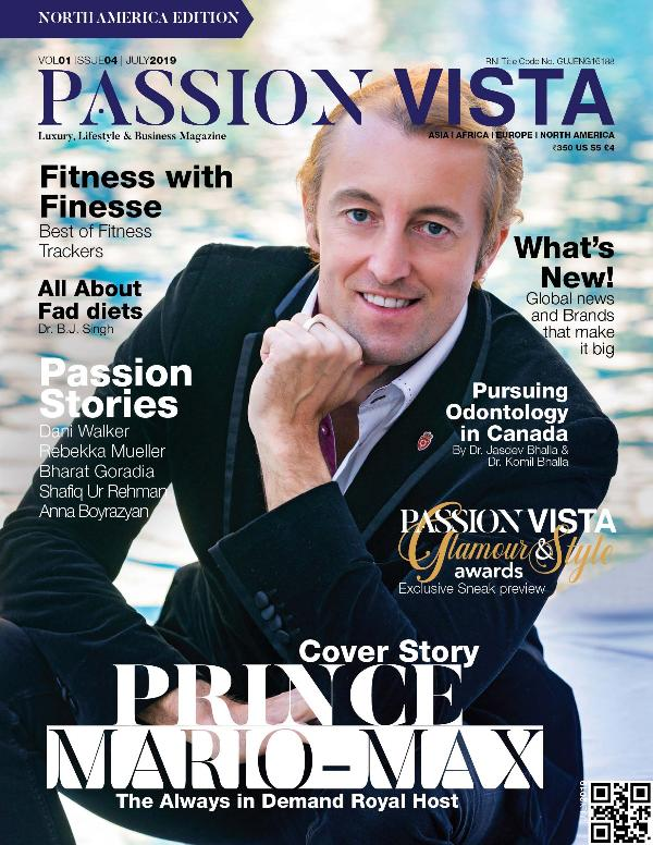 Passion Vista Magazine Vol. 01 Issue 04