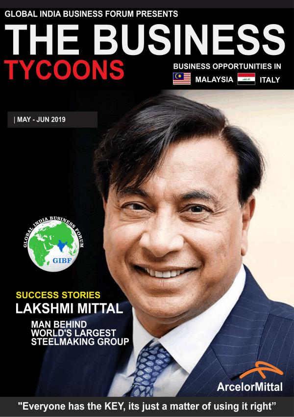 THE BUSINESS TYCOONS GIBF E-Magazine_May-June-2019
