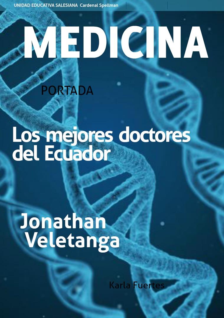 La medicina EN ECUADOR