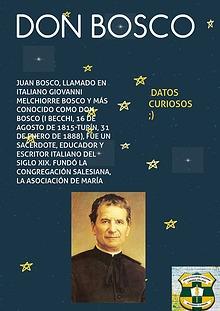 DON BOSCO JUAN FERNANDO SIGCHA