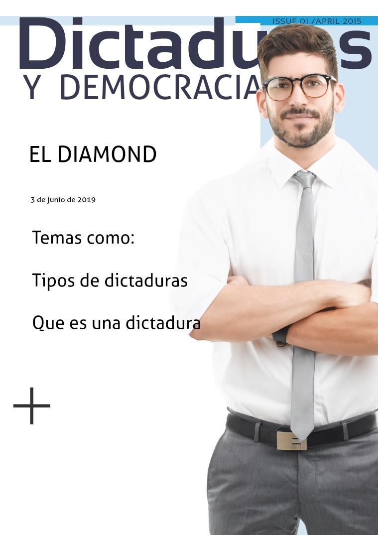 Dictaduras y democracias democrACIA