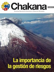 RIESGOS EN ECUADOR