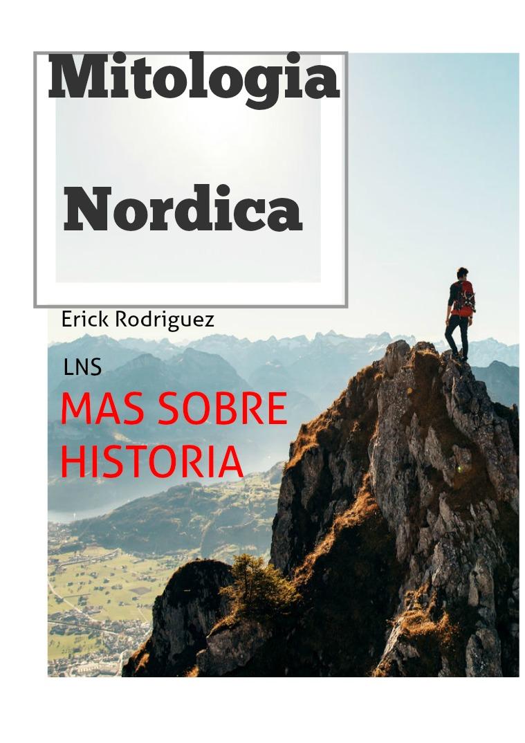 Mitologia Nordica 1