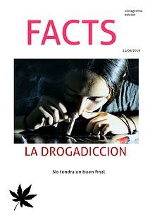 DROGAS EN LA ADOLESCENCIA
