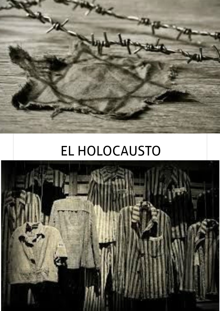 El Holocausto Judío . El holocausto judío