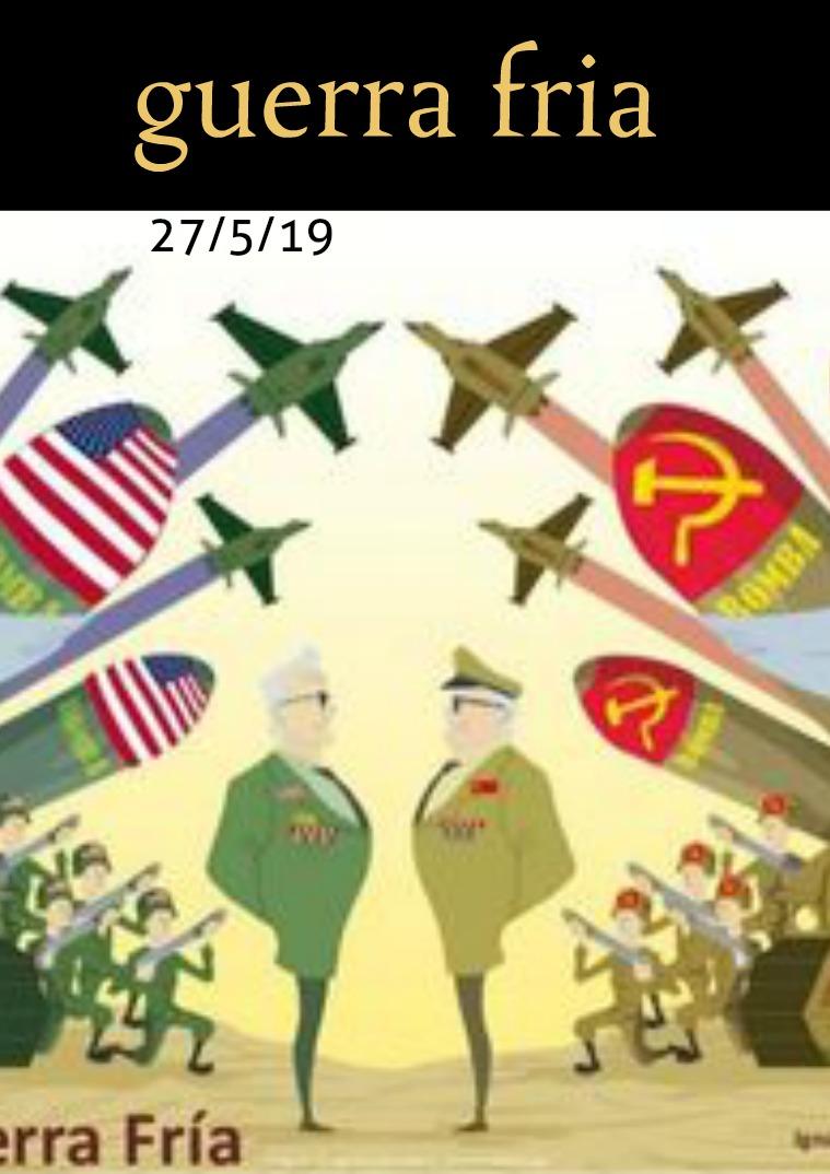 guerra fria guerra fria