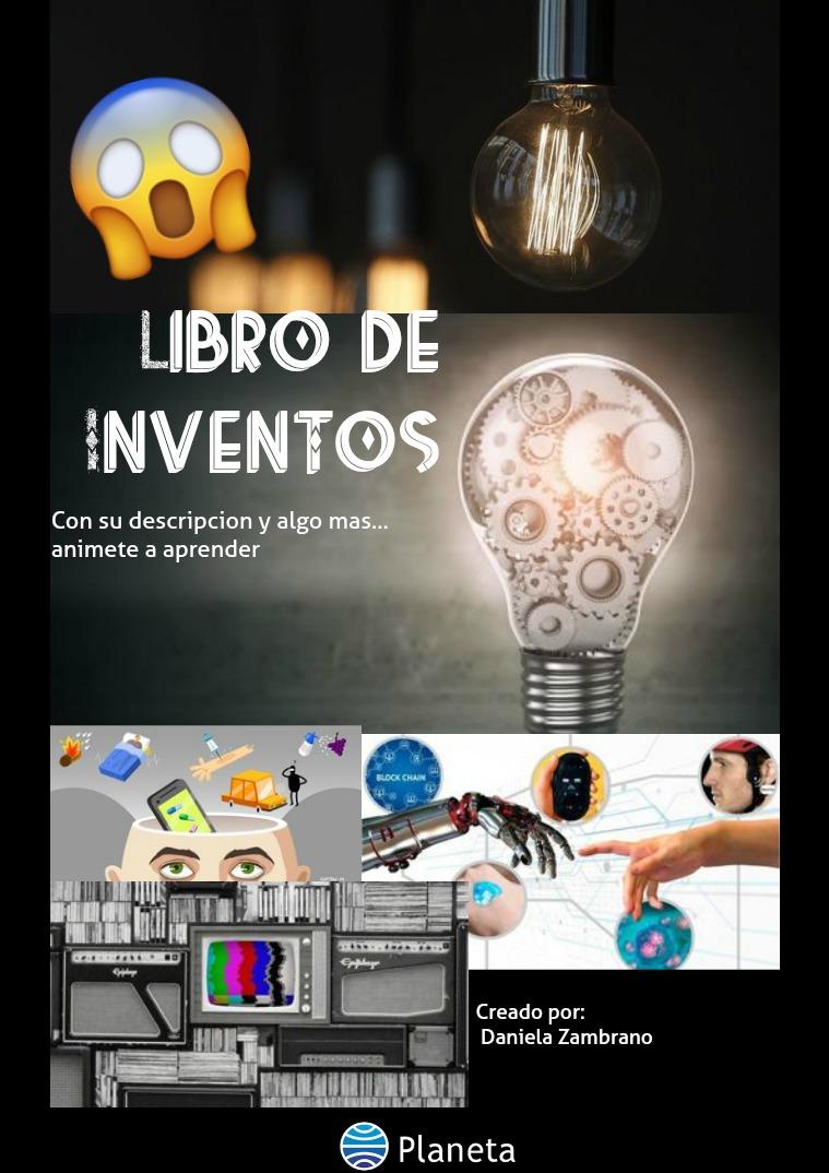 Libro de los Inventos y Sus Descripciones.